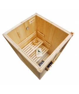 Sauna Finlandais 1 à 2 pers.