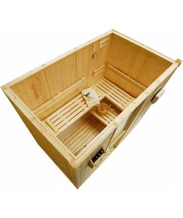 Sauna Finlandais 3 à 4 pers.