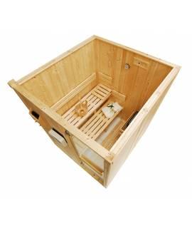 Sauna Finlandais 2 à 3 pers.
