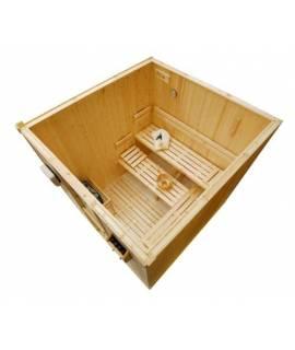 Sauna Finlandais 3 à 5 pers.