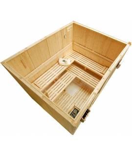 Sauna Finlandais 4 à 8 pers.